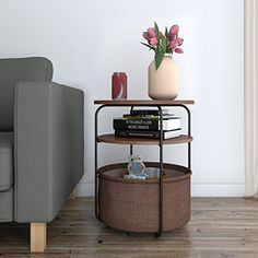 20 awesome small round side table images in 2019 painted furniture rh pinterest com
