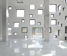 Cube Tube in Jinhua / SAKO Architects