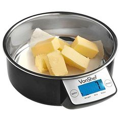 Digital Electronic Bowl Scale Precision High Quality Kitchen Home Cake