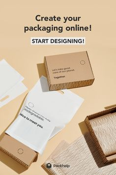 Create your logo design online for your business or project. Its Free to use. Customize a logo for your company easily with our free online logo maker. Craft Packaging, Food Packaging Design, Custom Packaging, Box Packaging, Branding Design, Self Branding, Online Logo, Logo Design Template, Logo Maker