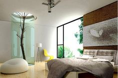cool bedroom ideas with cool room interor design and luxury ...