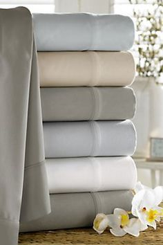 I've been dying for Bamboo Sheets!  I thought my 1000 thread count was comfy, but they feel nothing compared to these!  King size in the Cream/Off-white color