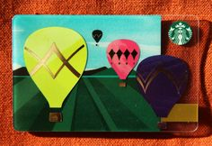 Rise above it all. #StarbucksCard