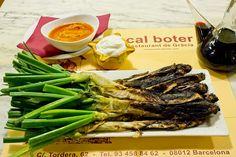 Restaurante @CalBoter, todo el sabor de la cocina catalana en pleno barrio de Gràcia #Barcelona. #TurismoResponsable #Travelinspiration #ResponsibleTravel #Spain