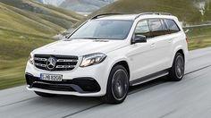 2017 Mercedes-Benz GLS-class Price, Specs