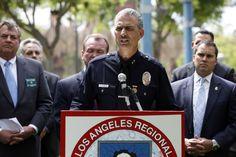 LA Police announce 275 arrests in child exploitation investigation.