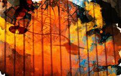 Bildegalleri   Elisabeth Stenseth Graphic Art, Lanterns, Digital Art, Photoshop, Colours, Drawings, Artwork, Photography, Painting