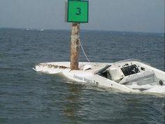 15 Most Bizarre Boat & Yacht Names - funny boat names - Oddee Fast Boats, Speed Boats, Power Boats, Darwin Awards, Funny Accidents, Boat Humor, Boat Insurance, Insurance Companies, Health Insurance