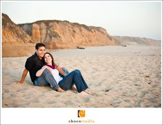Lounging around at Half Moon Bay State Beach for a Photo Session #EasyNip