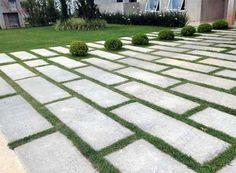 34 ideas yard ideas brick garden paths for 2019 Brick Path, Brick Garden, Garden Paths, Landscape Pavers, Landscape Design, Driveway Landscaping, Landscaping Ideas, Walkway Ideas, Driveway Pavers