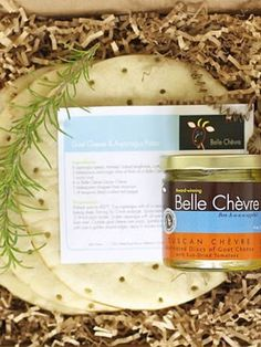 Pizza Night from Belle Chevre Gourmet Goat Cheeses