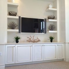 custom built in entertainment center
