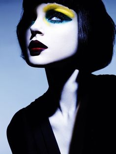 Ben Hassett, Vogue Deutsch March 2011
