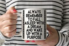 Coffee Mugs with Sayings Coffee Mugs with Quotes by MixMugs
