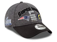 859375962 Find a Super Bowl LIII New Era NFL Super Bowl LIII Dueling Teams 9FORTY Cap  at