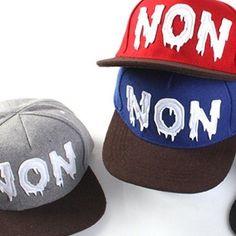 62b375f2b2f Details about Non Stop Snapback Hats Men Woman Cap Bboy Adjustable Baseball  Fashion Style S-46