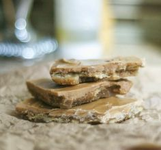 Peanut Butter Toffee - 365 Days of Baking