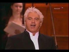 "Dmitri Hvorostovsky   ""Votre Toast""  Toreador Song  Carmen"