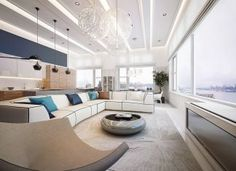 Awesome Apartment Design with Modern and Elegant Decor Inside Looks So Stunning