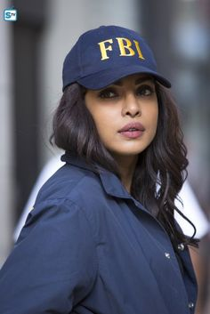 High Quality Bollywood Celebrity Pictures: Priyanka Chopra Super Sexy Stills From American Television Thriller Quantico