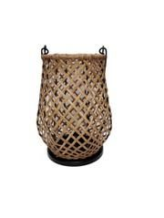 George Home Large Rattan Lantern