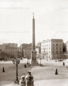Piazza dell' Esquilino Bella Roma, Ancient Rome, Bed And Breakfast, Old Photos, New York Skyline, Nostalgia, Culture, History, Travel