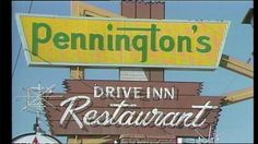 Pennington's Drive In commercial Tulsa,OK by Jack Frank. TV commercial for famous Pennington's Drive In in Tulsa. Was a Brookside Landmark