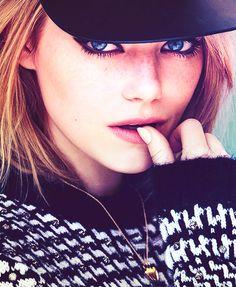 cute #EmmaStone