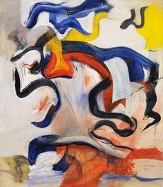 Williem de Kooning Untitled V 1951
