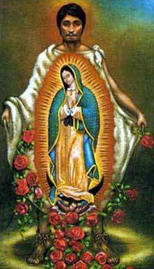 El Rincon de mi Espiritu: San Juan Diego Cuauhtlatoatzi