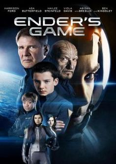 Ender's Game movie review - Unbelievable plot line where they let teenagers trained and command a space attack to aliens, and won. Graphics are great, including the training part. Main character made an impression. His girlfriend so-so, the other teenagers are great, along with Harrison Ford. There's space for a sequel.