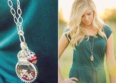 Living locket with Origami Owl. Pick you own locket and charms today!