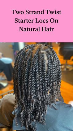 Natural Hair Twists, Natural Hair Care Tips, Long Natural Hair, Natural Hair Journey, Natural Hair Styles, Black Hair Care, Long Black Hair, Two Strand Twists, Starter Locs