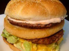 Big Boy Double-decker Hamburger Classic Recipe