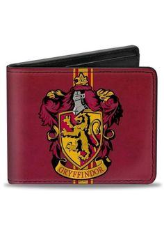 Gryffindor Crest Harry Potter Bi-fold Wallet