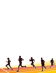 Running Border
