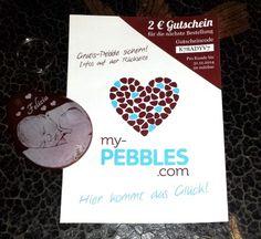 my-PEBBLES.com - deine Botschaften graviert in Edelstein. Für besondere Anlässe, als außergewöhnliches Geschenk oder um sich selbst daran zu erfreuen, gibt es die Edelsteine mit Gravur. Die Edelste...