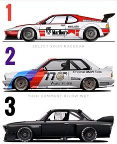 いいね!2,409件、コメント84件 ― John Porterさん(@keeping_up_with_the_bavarians)のInstagramアカウント: 「Select your racecar! : @oleg_markaryan & ??? All KUWTB Stickers are Available through the link in…」