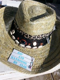 216 Best Cowboy Hats Upcycled images  fdfb1148e7f9