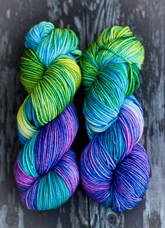 Ravelry: Color Adventures Sweet Aran