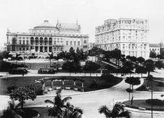 Anhangabaú - Vale do Anhangabaú, - 1934 - São Paulo, SP