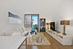 Thing 1, Santa Monica, Townhouse, My House, Condo, Mirror, Bed, Urban, Furniture
