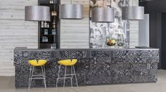 Architektur, Planung und Design - Formdepot Showroom, Terra, Kitchen, Table, Furniture, Design, Home Decor, Architecture, Cooking