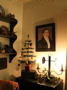 .Colonial Christmas