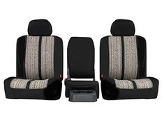 Front Seats: ShearComfort Custom Saddle Blanket Seat Covers for Dodge Ram Pickup 1500 in Sport Black for w/Center Under Seat Cushion Storage and Folddown 3 Cup Console and A. Dodge Accessories, Dodge Ram Pickup, Saddle Blanket, Seat Covers, Seat Cushions, Truck, Sports, Bench Seat Cushions, Hs Sports