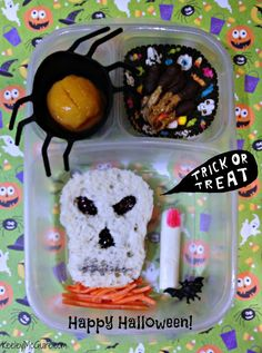 Keeley McGuire: Lunch Made Easy: Happy {Allergy Friendly} Halloween!!