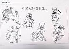 proyecto infantil sobre picasso - Buscar con Google