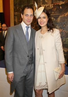 Lord Frederick and Lady Sophie Windsor