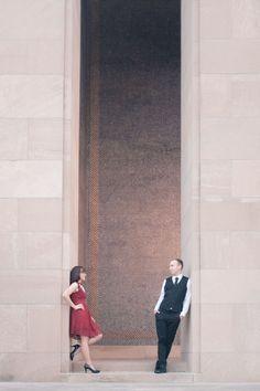 Union Station Engagement Photos Danelle & Ryan