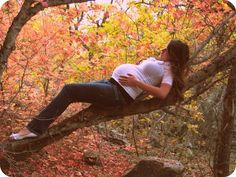 Fall Maternity Pictures - Photo Idea | Two Million Miles